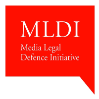 <center>Media Legal Defence Initiative (MLDI)</center>